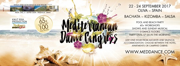 Mediteranean Dance Congress