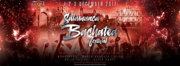 Salamanca Bachatea Festival 2017