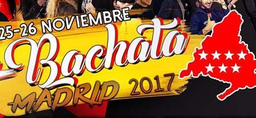 MAS BACHATA  en Madrid