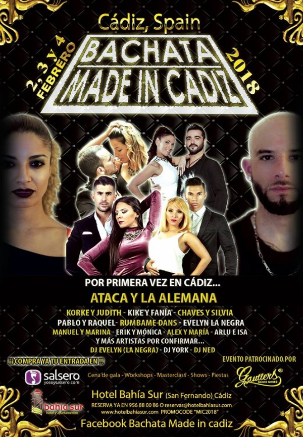 MADE IN CADIZ 2018