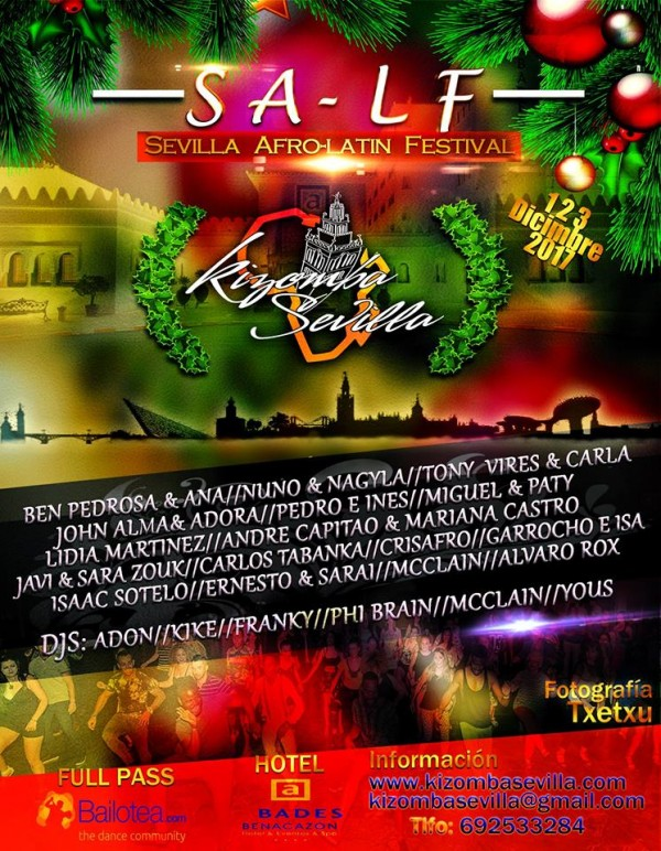 Sevilla Afro Latin Festival
