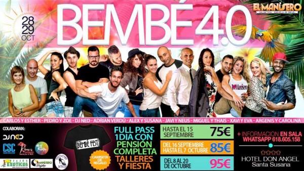 BEMBÉ Festival 4.0