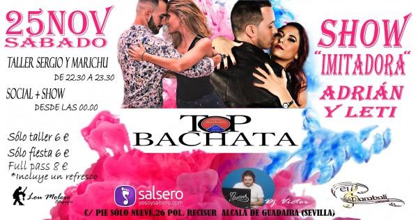 TOP BACHATA 25 de Noviembre