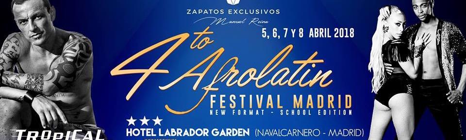 AFROLATIN FESTIVAL MADRID