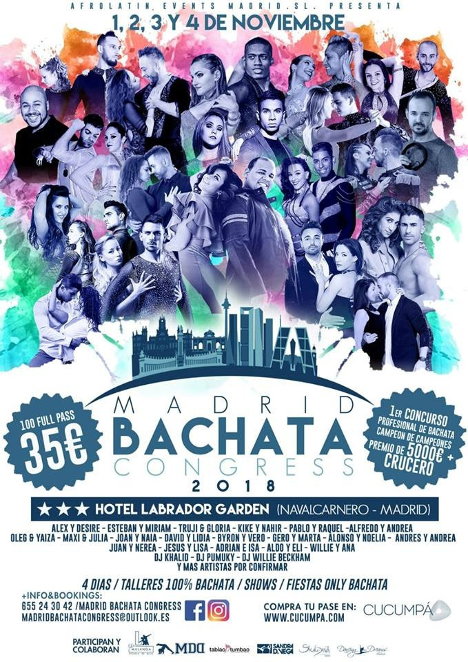 Madrid Bachata Congress