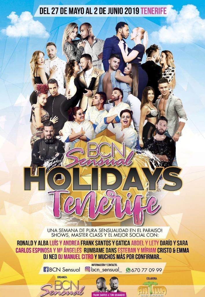 BCN Sensual Holidays Tenerife