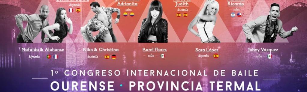 Ou18 Congreso Internacional de Baile Ourense