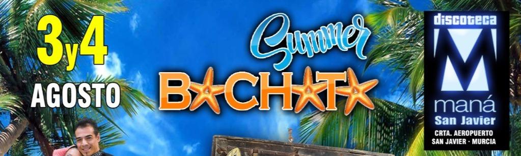 Bachata Summer 2018 - 5ª edición