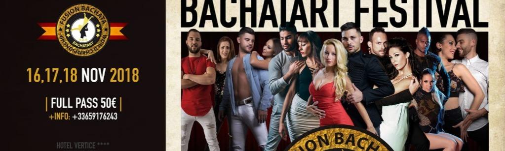 BACHATART SPAIN FESTIVAL