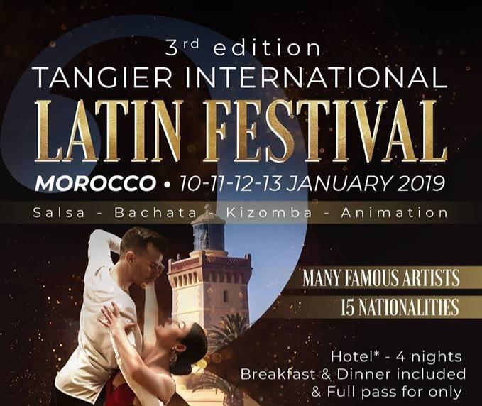 Tanger International Latin Festival Morocco -3rd Edition-