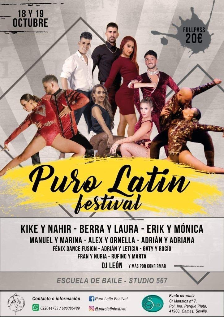 Puro Latin Festival