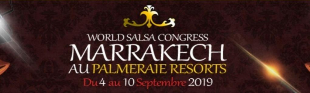 World Salsa Congress Marrakech 2019