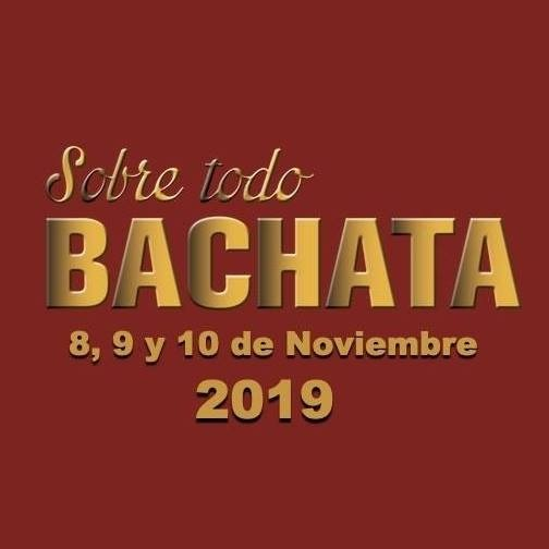 Sobre todo Bachata 2019
