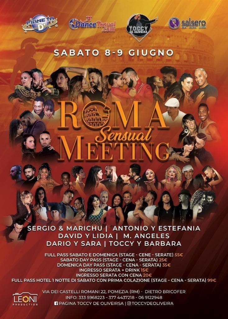 Roma Sensual Meeting