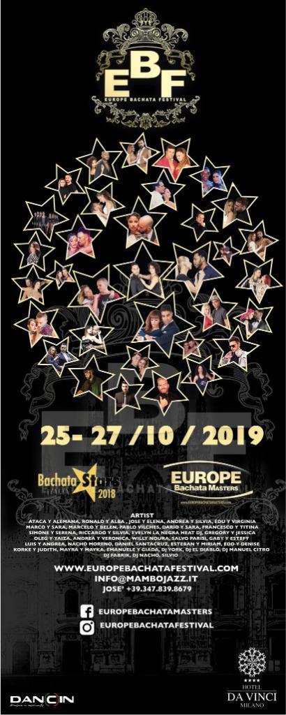 Europe Bachata Festival