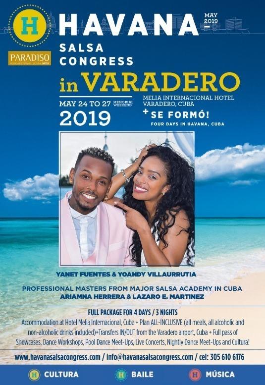 HAVANA SALSA CONGRESS 2019