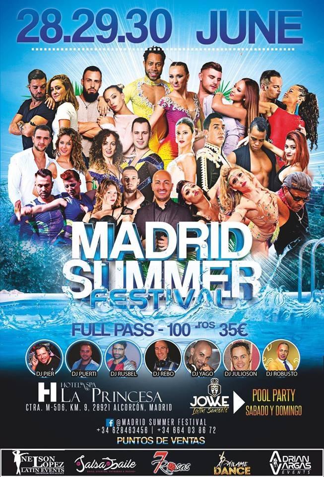 Madrid Summer Festival