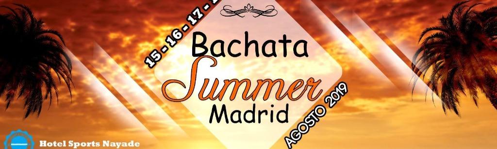 Bachata Summer Madrid