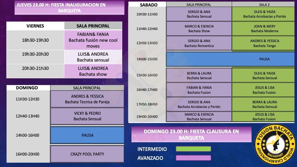 Bachatart Spain Festival 2019