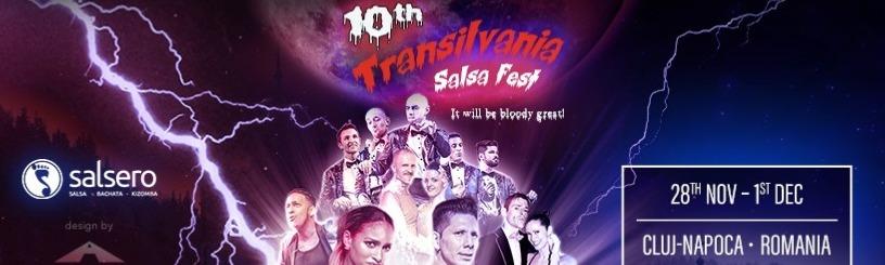 10th Transilvania Salsa Fest