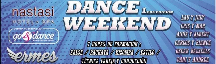 SBK DANCE WEEKEND
