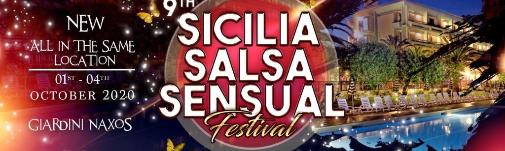 Edizione Sicilia Salsa Sensual Festival