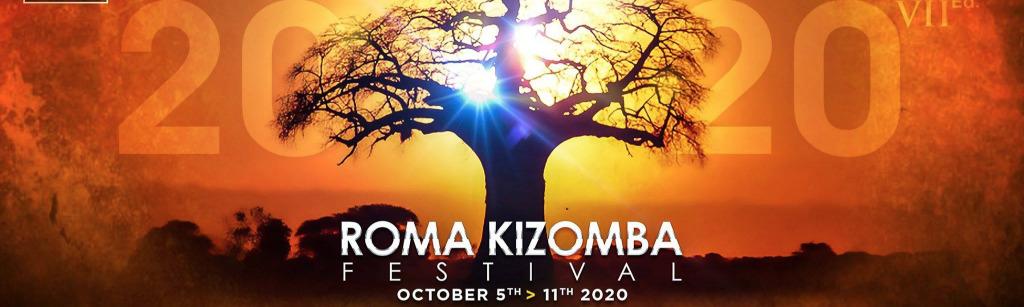 ROMA KIZOMBA FESTIVAL - FESTA DO SEMBA (VII Ed.)