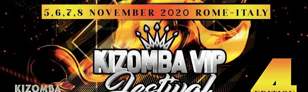 INTERNATIONAL KIZOMBA VIP FESTIVAL