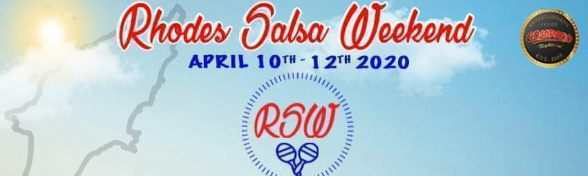 3rd Rhodes SALSA Weekend 2020