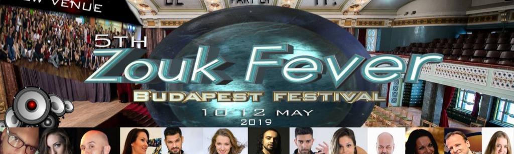 6th Zouk Fever Budapest Festival
