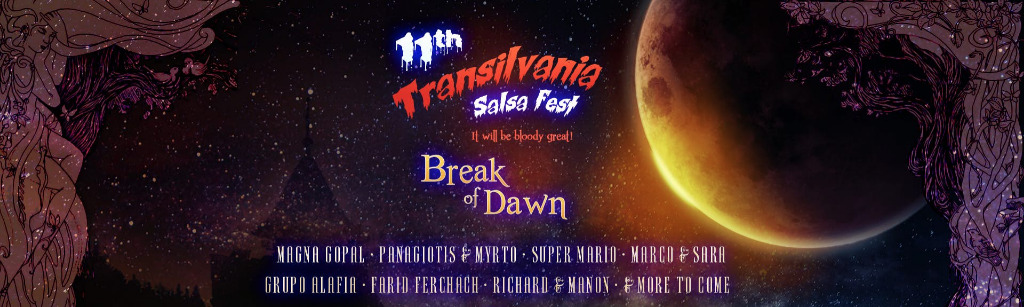 Transilvania Salsa Fest 2020