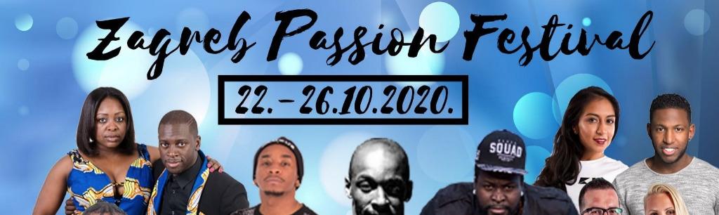 Zagreb Passion Festival 2020 - SENSUAL EDITION
