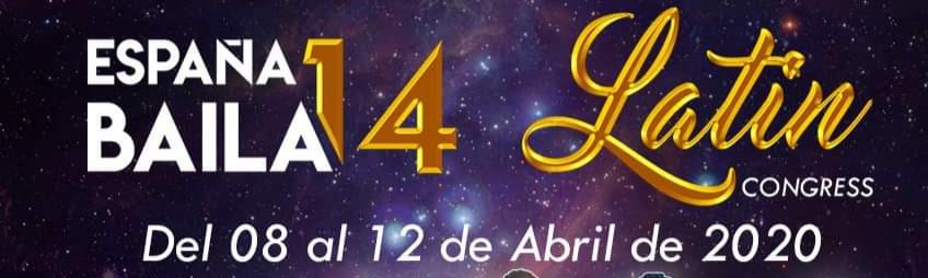 14º ESPAÑA BAILA LATIN CONGRESS