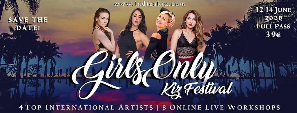 Girls Only Kiz Festival