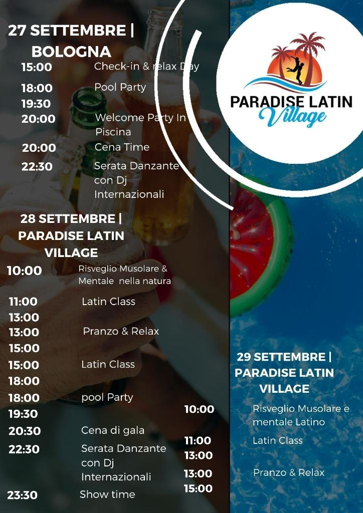 Paradise Latin Village