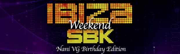 IBIZA SBK Weekend